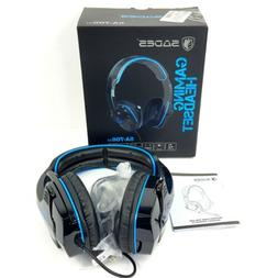 NEW Sades Pro Gaming Headset Mic Surround Sound For Tablet P