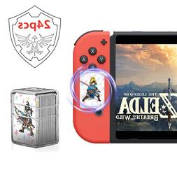 NFC Tag Game Cards For The Legend Of Zelda Breath Wild Switc