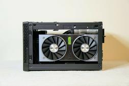 Nvidia RTX 2060 Super, Ryzen 2700X Mini Itx, 16 GB RAM, 512