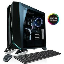 omega extreme evo gaming desktop pc liquid