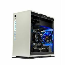 SkyTech Omega Mini Gaming Computer Desktop PC AMD Ryzen 5 16