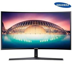 PC Monitor Samsung Full HD Curved Screen 27 Inch 1800R LED 1