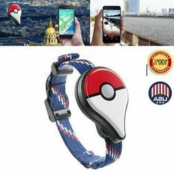 Pokemon Go Plus Bluetooth Wristband Bracelet Watch Game Acce