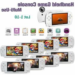 "Portable 4.5"" 8GB 32Bit Video MP3 Player Camera Handheld Ret"