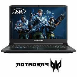"Acer Predator Helios 300 Gaming Laptop PC, 15.6"" Full HD 144"