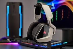 PRO RGB Wireless Headset Headphone Dolby 7.1 Sound PC Gaming