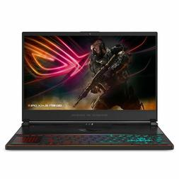 "Asus Rog Zephyrus S Ultra Slim Gaming Pc Laptop, 15.6"" 144"