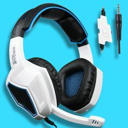 SADES SA-920 Gaming Headsets Stereo Headphones For  PS4 New