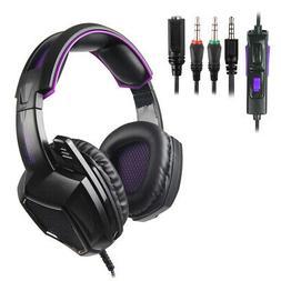 SADES SA920 3.5mm Gaming Headsets Headphone 3D Stereo Sound