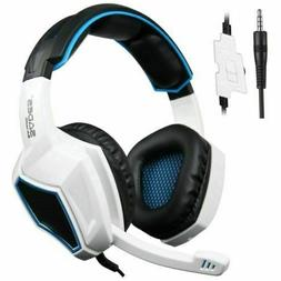 Sades SA920 PC Gaming Headsets Headphones With Mic for PS4 X