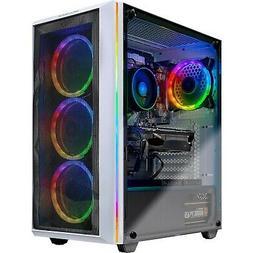 Skytech Chronos Gaming PC Desktop - AMD Ryzen 7 2700X, NVIDI