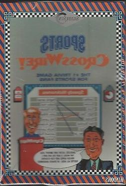 Sports CROSS WIRE! ~ The #1 Trivia Game For Sports Fans  - N