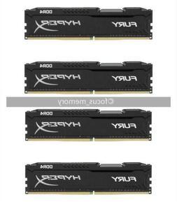Tested Kingston HyperX FURY DDR4 2666MHz 16GB 288-pin Deskto