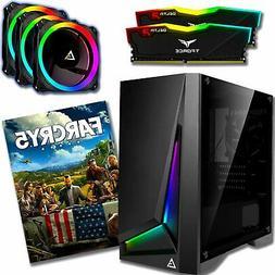 Far Cry 5 & Gaming PC AMD Sapphire Pulse 8GB RX580,2.9GHz I5
